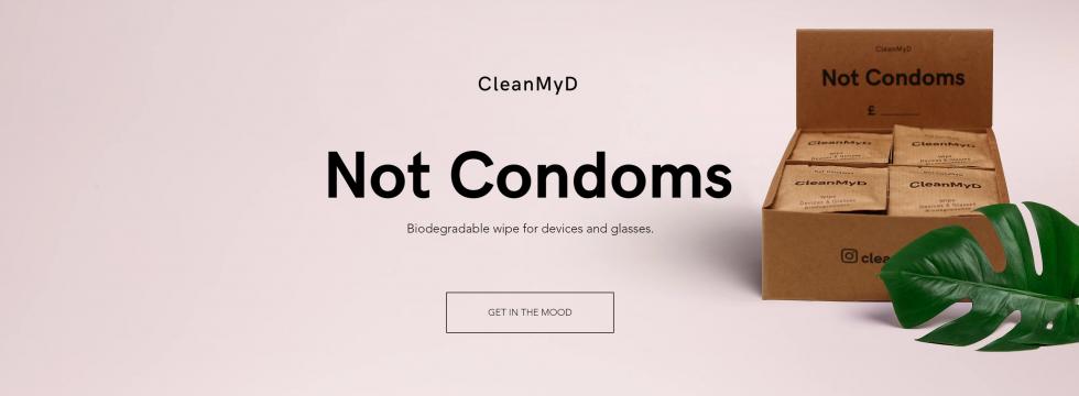 CleanMyD, des lingettes premium dans une boîte inoubliable !