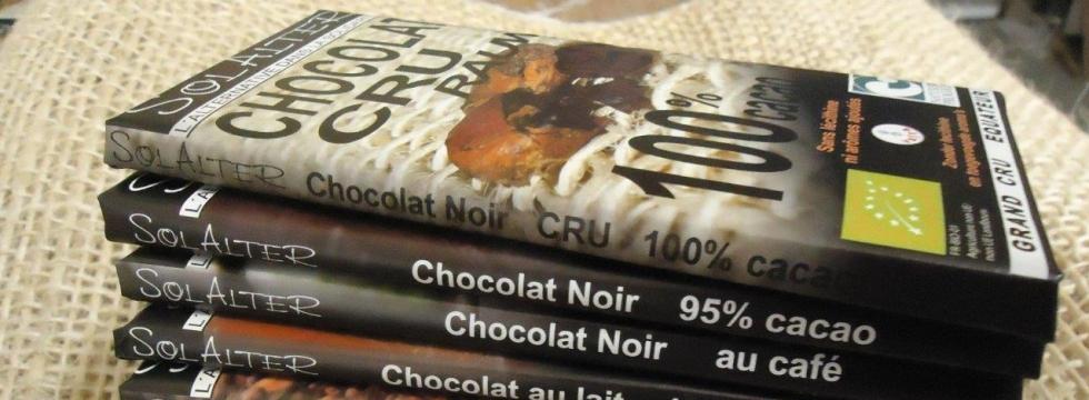 SolAlter : chocolat, café ?
