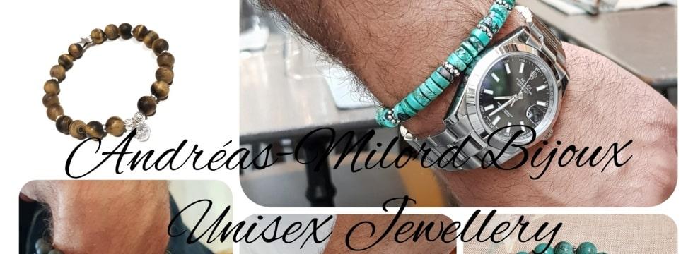 Les Bracelets « Andréas-Milord Bijoux »
