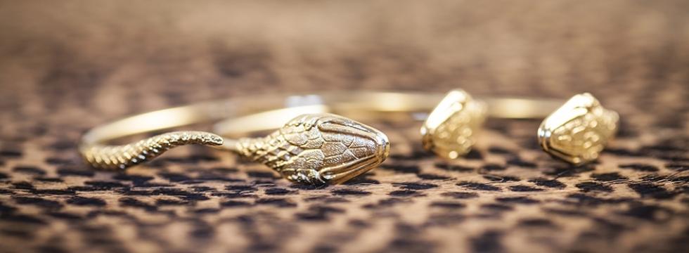 Bracelet Cobra de la marque Emma Cargill à gagner