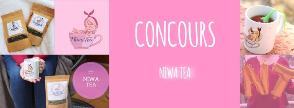 Concours Niwa Tea