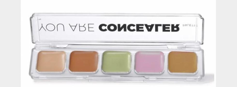 Palette de correcteurs  - You are cosmetics  - You Are Cosmetics