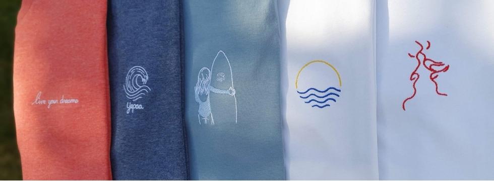 Découvrez les sweatshirts Yepaa, la mode stylée & engagée !