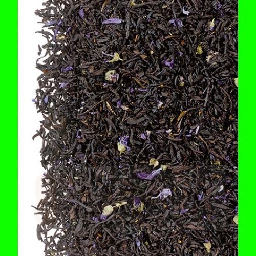Earl grey fleurs bleus 100g - Lin Teas