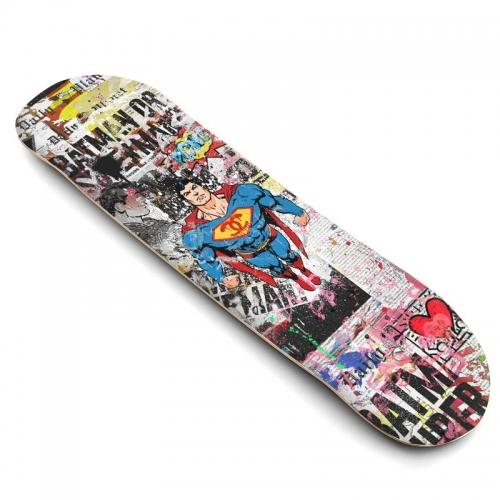 Skate Mister S. Man - Huge By design
