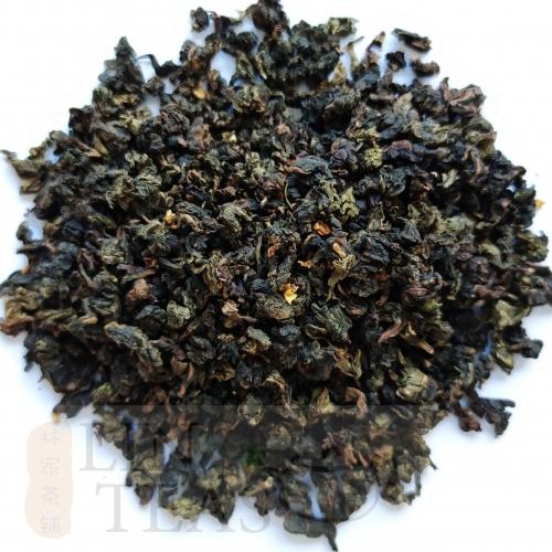 Ginseng oolong 100g - Lin Teas