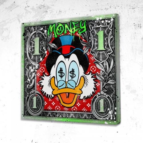 Tableau Sup Dollar Money - Huge By design