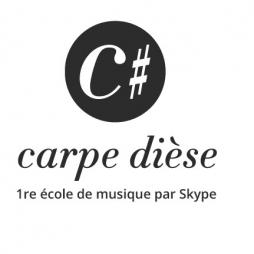 Apprendre un morceau de musique n'a jamais été aussi simple, avec Carpe Dièse !