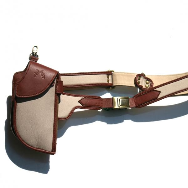 HOLSTER BELT - FOR URBAN NOMADS