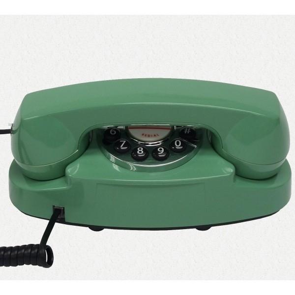 Le retour des téléphones 60's
