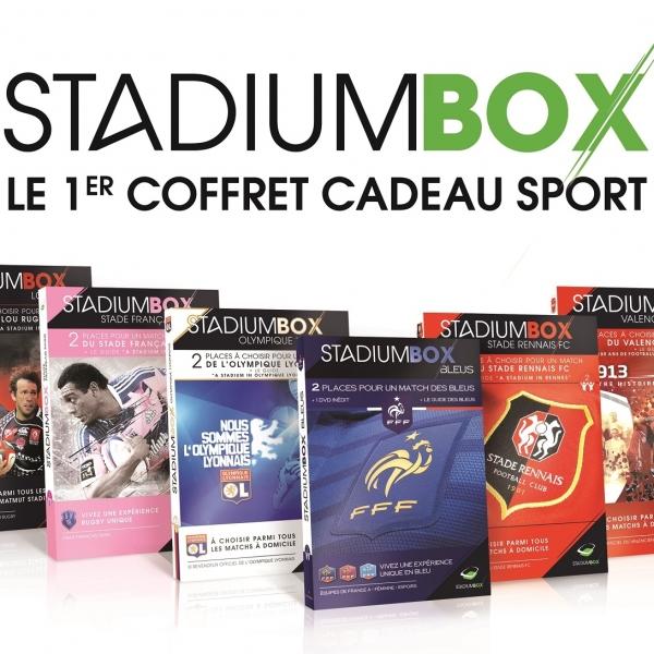 STADIUMBOX : LE CADEAU IDÉAL POUR LA FÊTE DES PÈRES