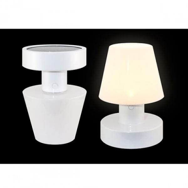 Découvrez les inédits Déco Univeco : la lampe solaire WHITE BLOOM et les poufs gonflables CLUBY et POIRE