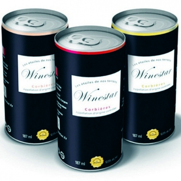 Découvrez la sélection des grands vins de France dans un packaging individuel, tendance et écologique.