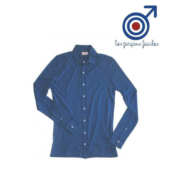 A saisir : 2 chemises funky de la marque Les Garçons Faciles !