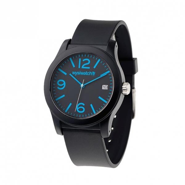 Découvrez la montre personnalisable Wysiwatch !