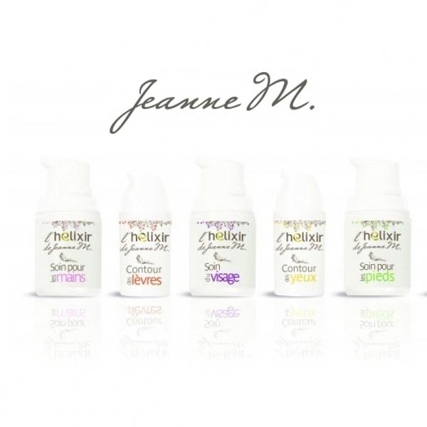 Découvrez vite Jeanne M., les cosmétiques naturels 100% Made in France !