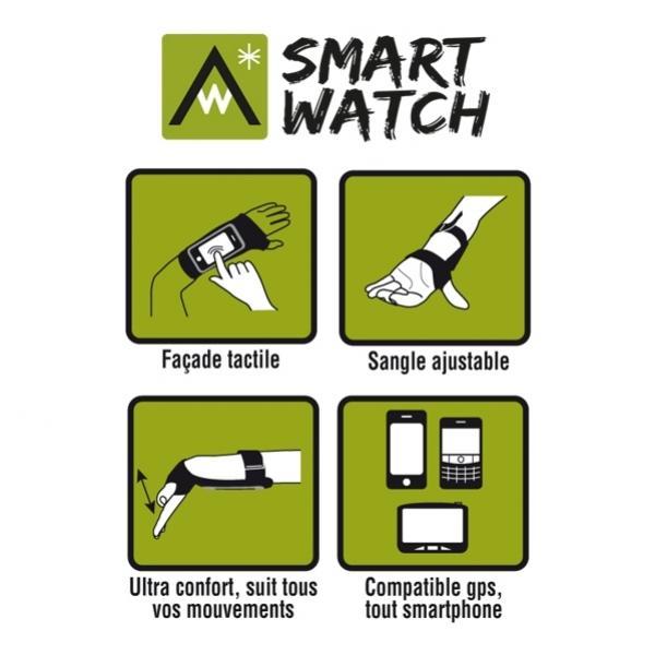 (re)Découvrez Wantalis, la SmartWatch au poignet !