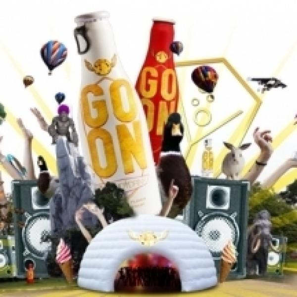 Découvrez GO ON de Trendy Drink : la boisson Naturelle & Euphorisante !