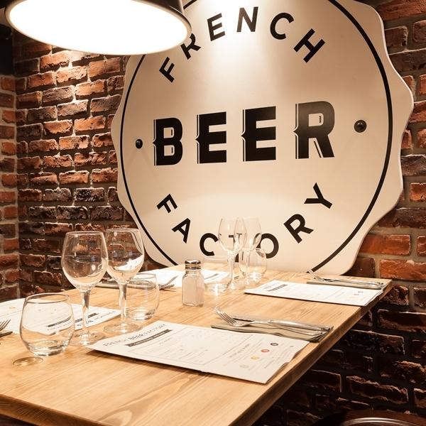 Découvrez LE temple de la bière à Paris avec 1001 Menus !