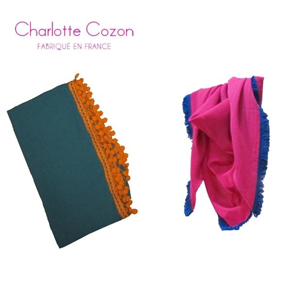 Découvrez les créations Charlotte Cozon !