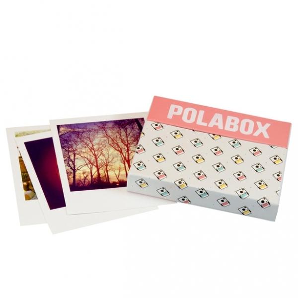 Téléchargez l'Appli Polabox et remportez vos photos polaroid imprimées !