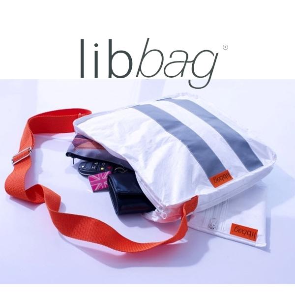 Procurez-vous Libbag, le sac visiblement Urbain & Tendance !