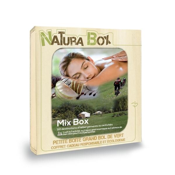 Partez en week-end dans des domaines insolites et charmants avec NaturaBox !