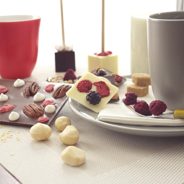 Avis aux gourmands : du chocolat sur-mesure, ça vous tente ?