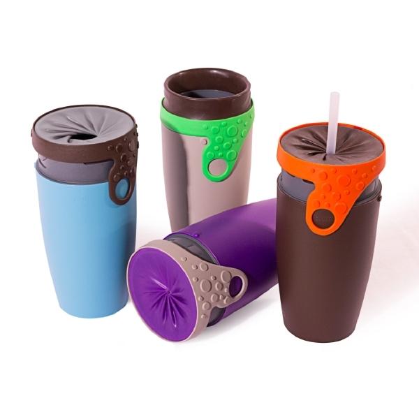 Découvrez Twizz : Le mug étanche récompensé au concours Lépine !