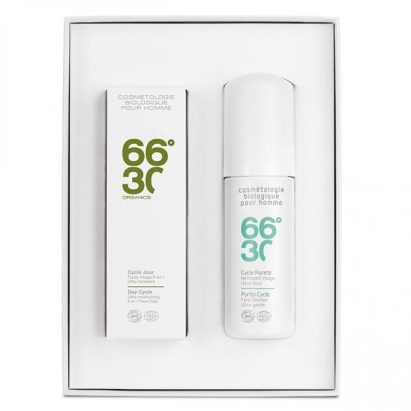 66°30, la référence des soins essentiels et biologiques pour homme