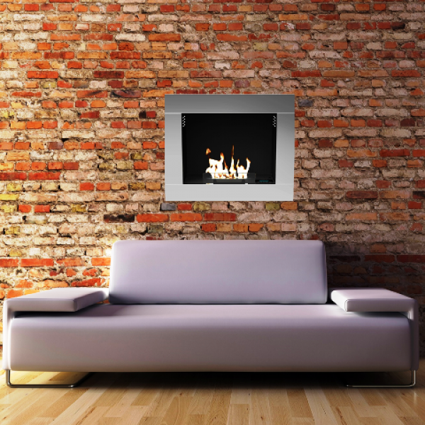 Univeco vous offre  votre cheminée Bio Éthanol Univeco Fire !