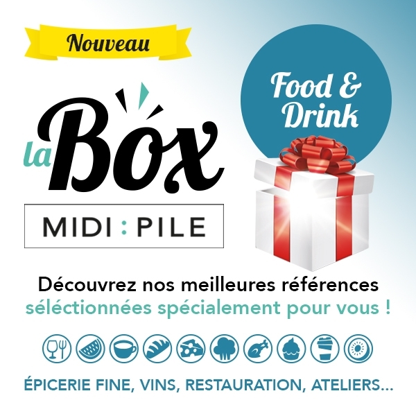 Nouvelle Box Midipile - Food & Drink