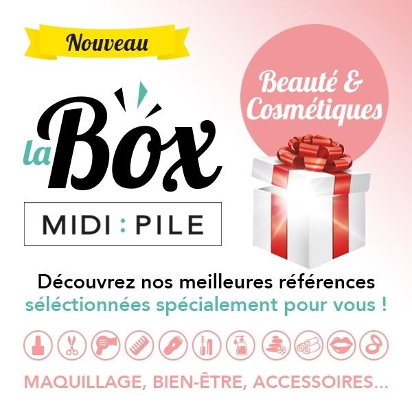 Nouveau :: La Box Midipile Beauté !