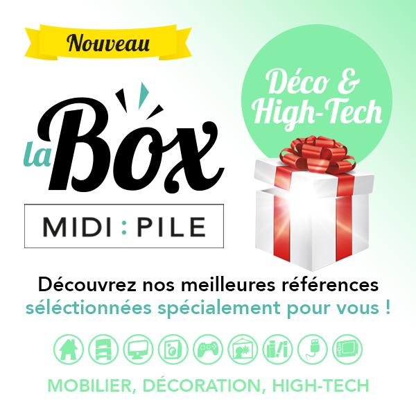 Box Midipile :: Déco & High-Tech