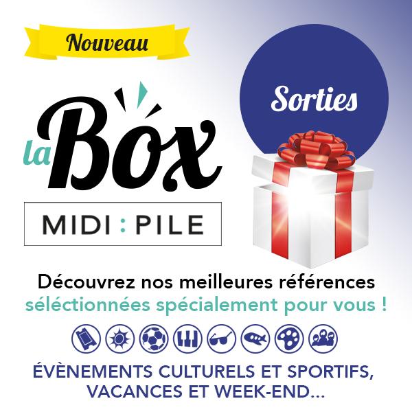 Box Midipile :: Sorties