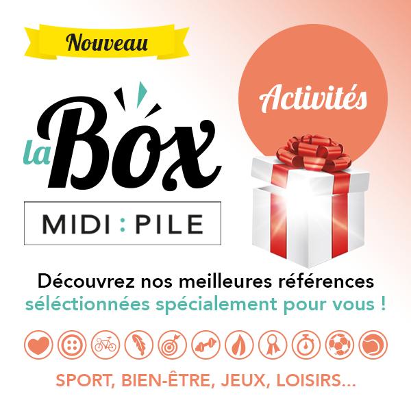 Box Midipile :: Activités