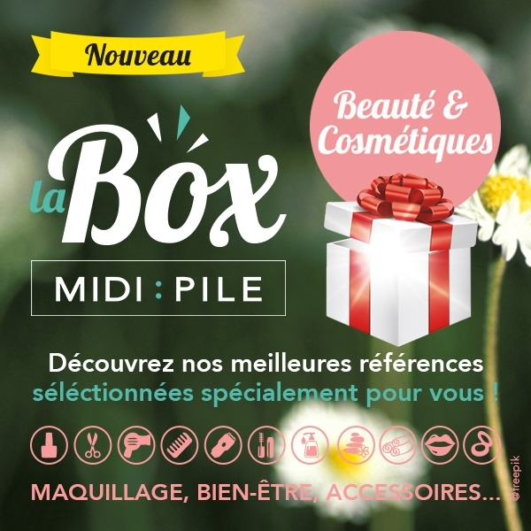 Box Midipile :: Beauté & Cosmétiques :: Homme