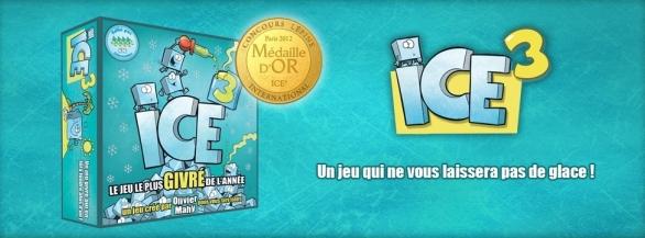 Ice3, le jeu le plus givré de l'année !