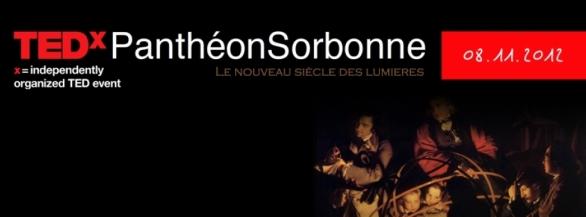 2 places pour l'évènement TEDx Panthéon Sorbonne