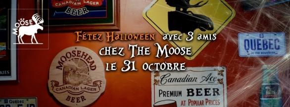 Spécial Halloween: Soirée Halloween en plein coeur de Saint Germain