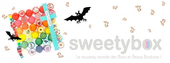 Spécial Halloween: Des bonbons, encore des bonbons pour Halloween !!