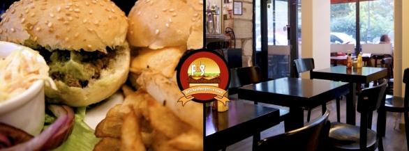 Un déjeuner pour 2 dans le nouveau temple du Burger à Paris