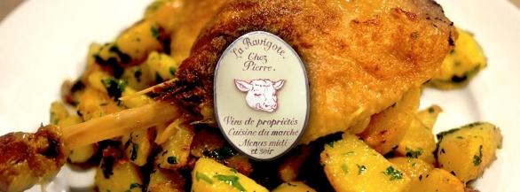 1001 Menus vous offre un dîner pour 2 dans une institution des bistrots de Paris