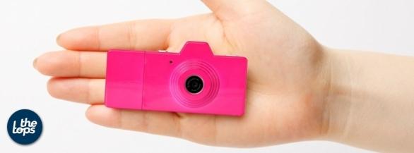 TheTops vous propose une clé USB appareil photo