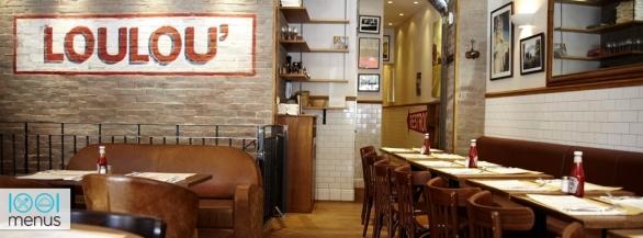 1001 Menus vous offre un déjeuner à Saint Germain des prés