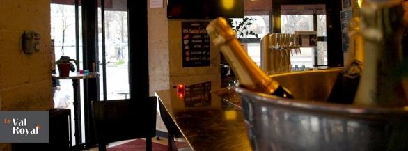 1001 Menus vous offre un diner pour deux dans le nouveau Bar-restaurant à deux pas de l'église du Val de Grâce
