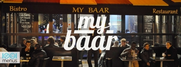 1001 Menus vous invite à découvrir le tout dernier bar restaurant festif du 14 ème arrondissement
