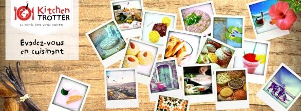 Un voyage culinaire depuis votre cuisine tous les mois !
