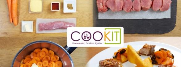 Découvrez Cookit, le premier Kit à cuisiner proposé Cookit