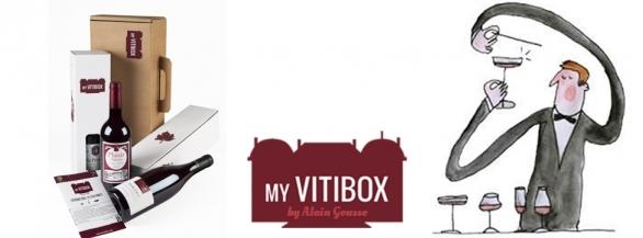 My Vitibox vous offre sa box rouge passion